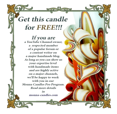 All What We Ask Is The Content Must Be Written By You And Includes A Link Pointing To Monna Candles Shop On Etsy